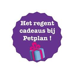 Het regent cadeaus bij Petplan